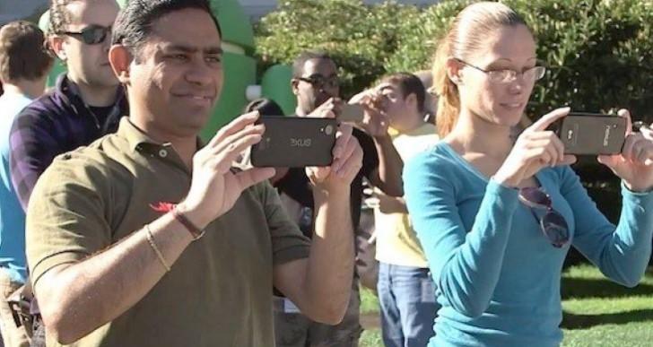 Nexus 5 vs. iPhone 5S and Galaxy S4 graphics performance