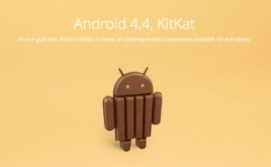 Nexus 5 on Android 4.4 KitKat release date
