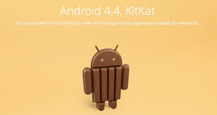 Nexus 5 on Android 4.4 KitKat release date