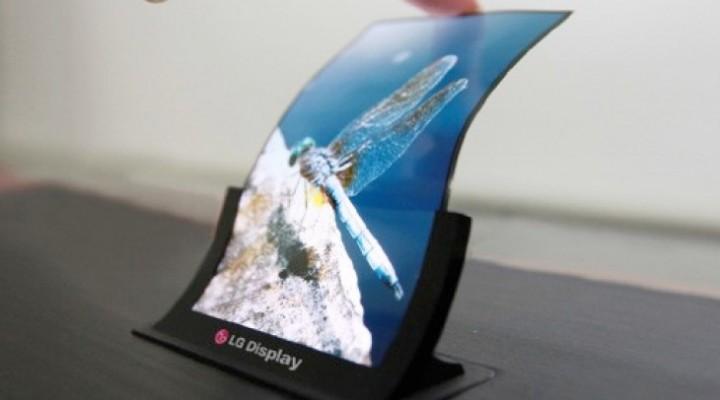 Nexus 5 or Optimus G Pro 2, first LG flexible display