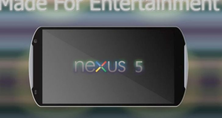 Nexus 5 release date, specs discussion heightens