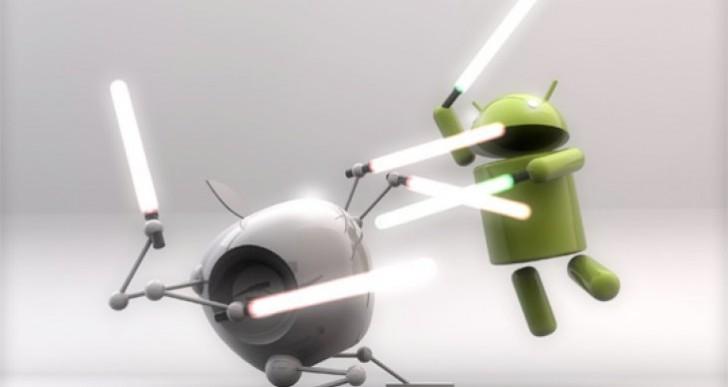 Nexus 5 vs. Moto X Phone, iPhone 6 – Clash of the Titans