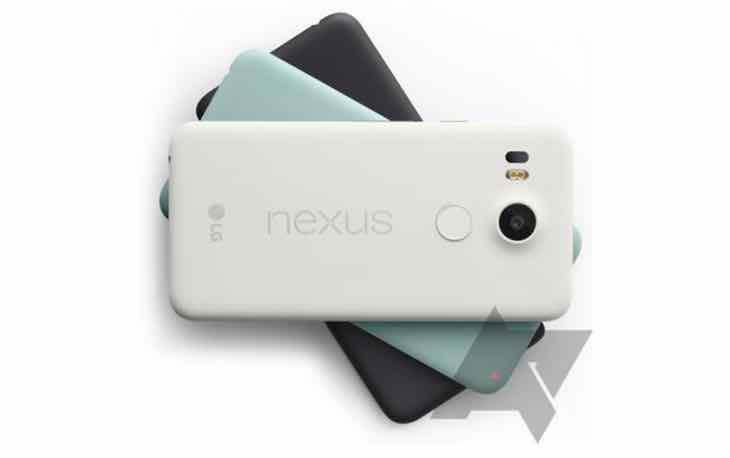 Nexus 5X and 6P price