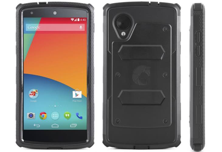 Nexus 6 Armorbox case by i-Blason expected