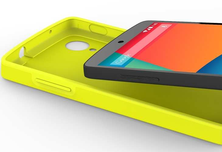 Nexus 6 bumper case