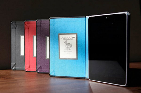 Nexus 7, 10 handmade cases from DODOcase