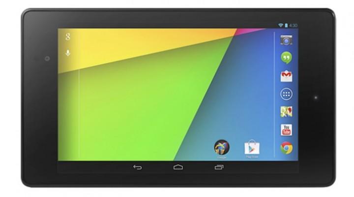Nexus 7 2, 2013 refresh battery capacity and weight MIA