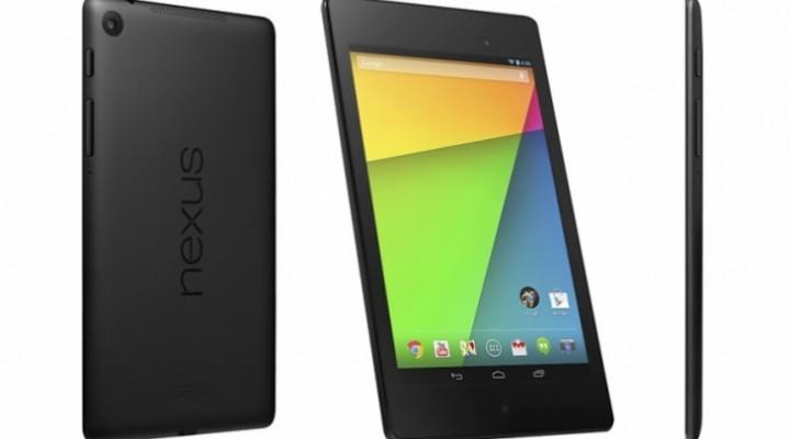 Nexus 7 Android 4.4.1 update Dec. 2013, not Nexus 10