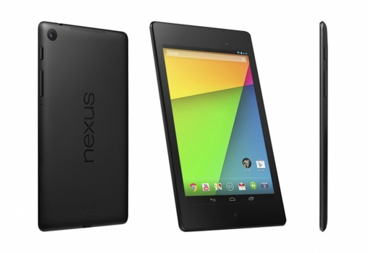 Nexus 7 Android 4.4.1 update Dec. 2013, not Nexus 10