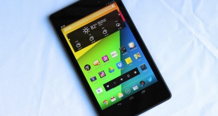 Nexus 7 Android KitKat 4.4 update creates problems