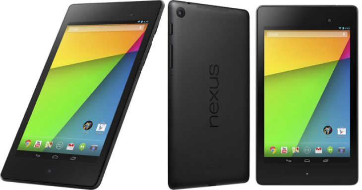 Nexus 7 now with Android 4.4 KitKat