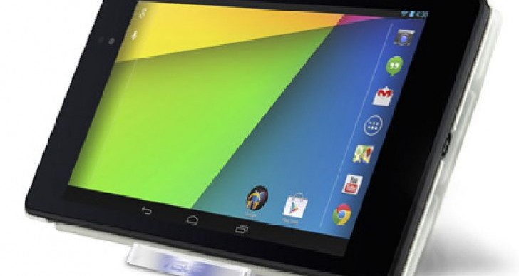 Nexus 7 Asus docks arrive