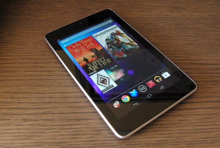 Nexus 7 UK review 5 months on