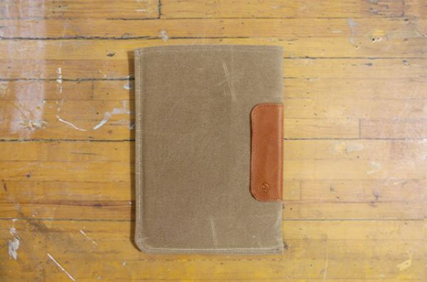 Nexus 7 handmade sleeve from DODOcase