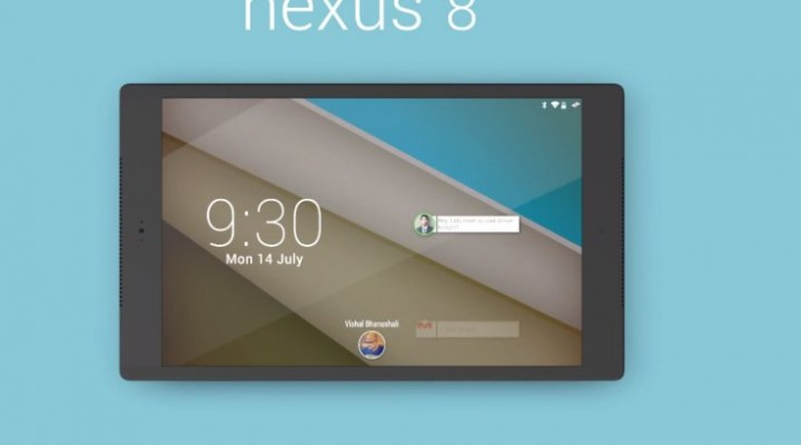 Nexus 7 or 8 expected this month