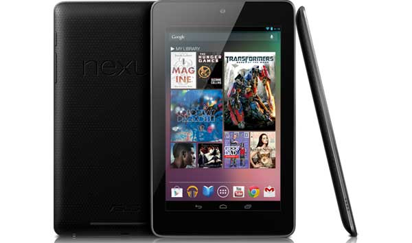 Nexus 7 shipping at Staples and GameStop