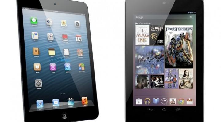 Nexus 7 successor and iPad mini 2 timeline similarities