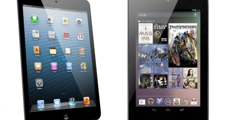 Nexus 7 successor and iPad mini 2 timeline similarities