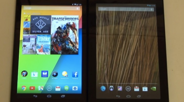 Tegra Note 7 Vs Nexus 7 2013 review after discount