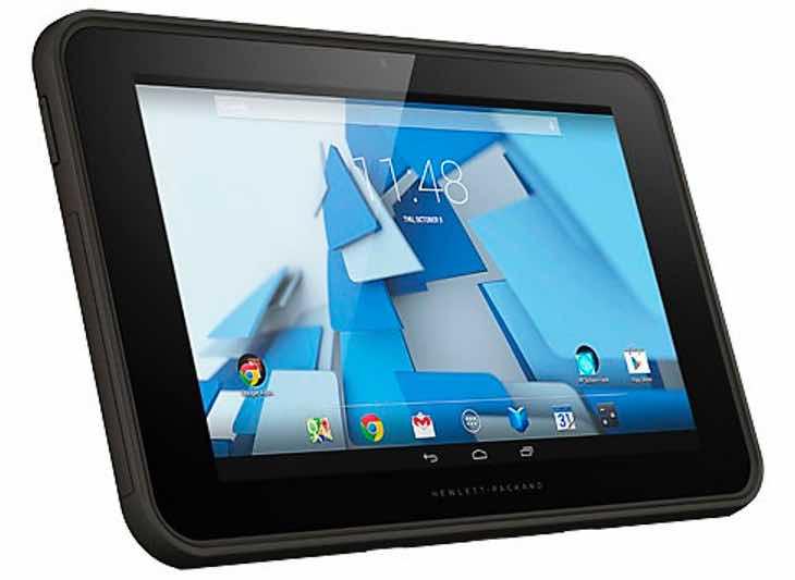 Nexus 9 2015 alternative with HP Slate Pro 10 EE G1