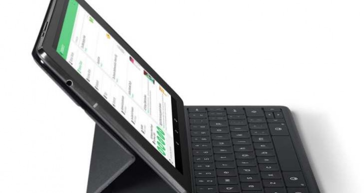 Nexus 9 Keyboard Folio Case