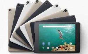 Alternative Nexus 9 model from HTC in 2015