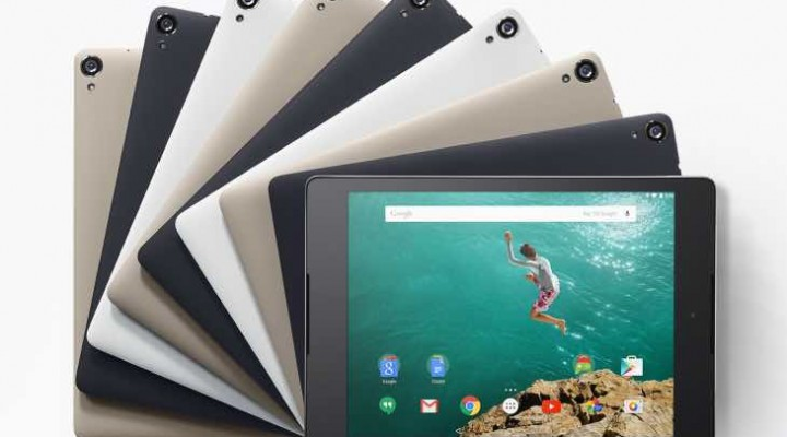 Alternative Nexus 9 model from HTC in 2015