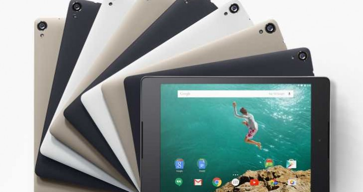 Nexus 9 Android 5.1 update release date still missing