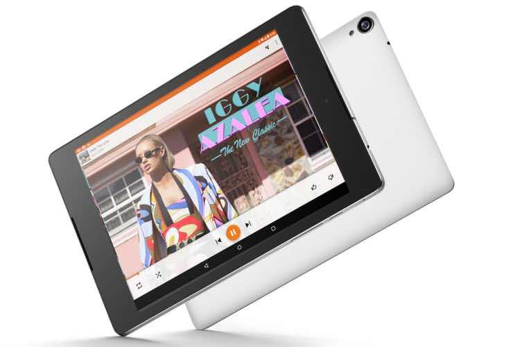 Nexus 9 alternative