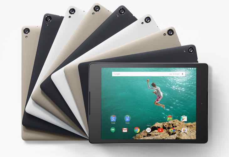 Nexus 9 price drop