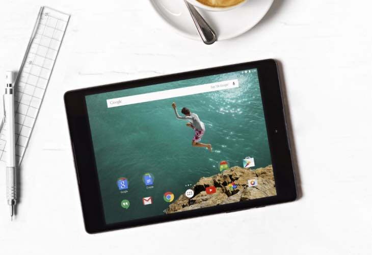 Nexus 9 similar to Kindle Fire HDX 8.9