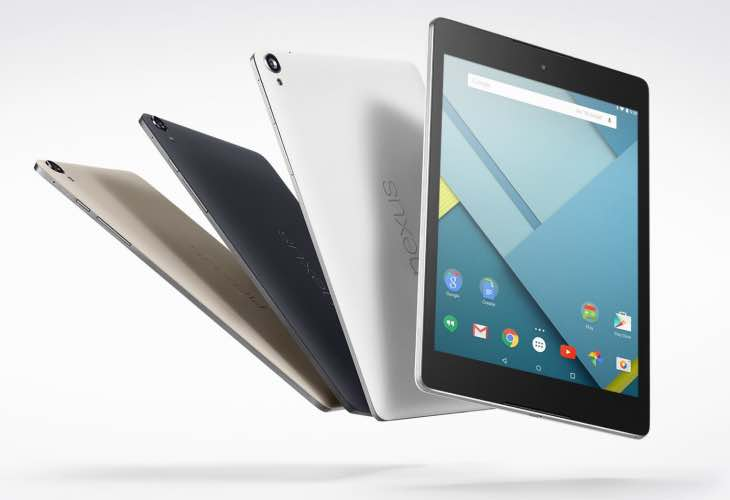 Nexus 9 successor hopes following new promotion
