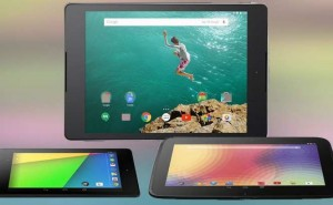 Nexus 9 vs iPad Mini vs Nexus 7, 10 specs comparison