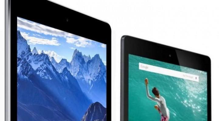 Nexus 9 vs. iPad Air 2 for core performance