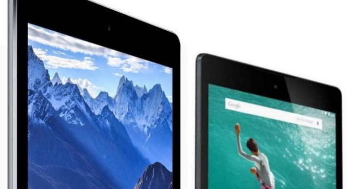 Nexus 9 vs. iPad Air 2 for core performance