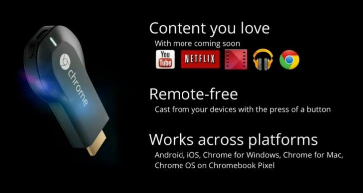 Nexus Player vs. Chromecast in latest comparison