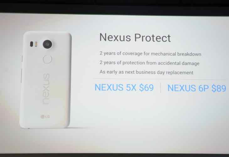 Nexus Protect price