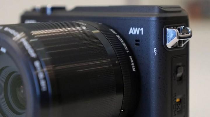 Nikon 1 AW1 camera first look in UK