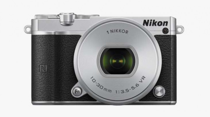 Nikon 1 J5 perfects size, controls and price