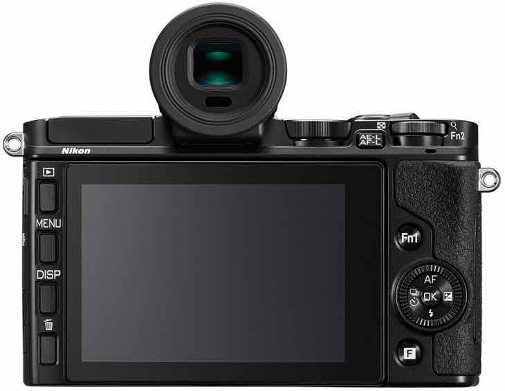 Nikon 1 V3 firmware update