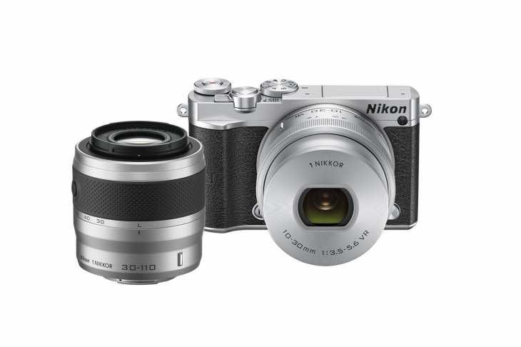 Nikon 1 j5 shipment dates reveals accessories