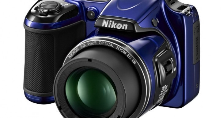 Nikon CoolPix L820 visual review with specs
