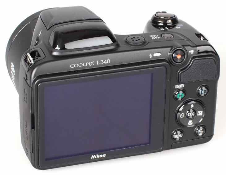 Nikon Coolpix L340 price