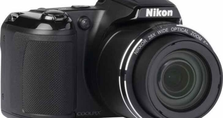 Nikon Coolpix L340 specs defy budget price