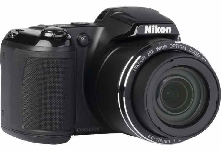 Nikon Coolpix L340 specs