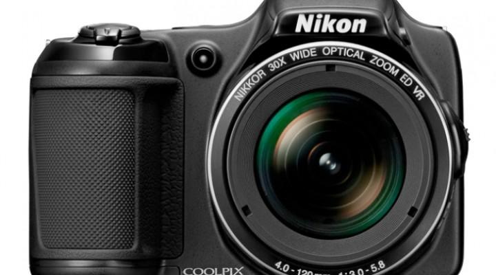 Nikon Coolpix L820 an ideal cheap zoom lens camera