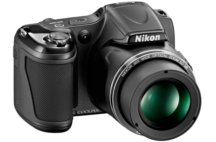Nikon Coolpix L820 offers exceptional images with 30x wide- zoom lens