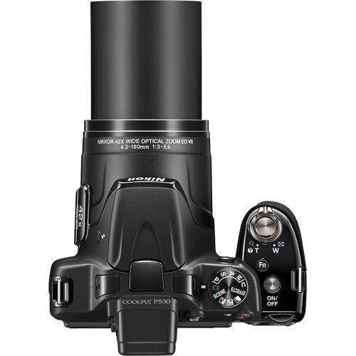 Nikon Coolpix P530 zoom lens