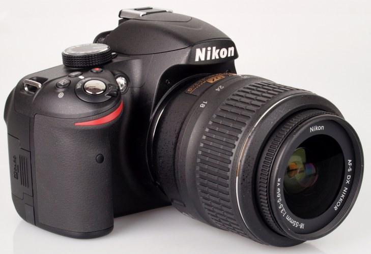 Nikon D3200 budget DSLR