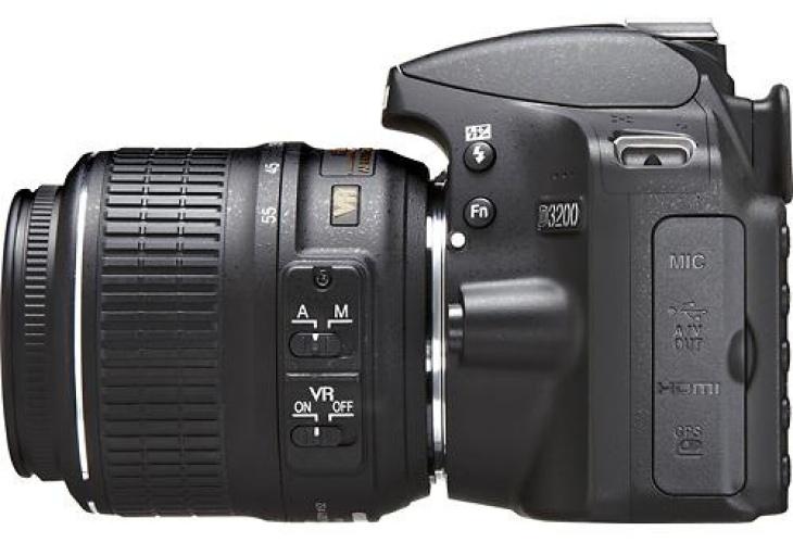 Nikon D3200 still impresses
